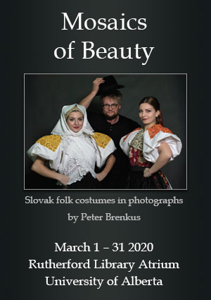 Mosaics of Beauty - Slovak folk costumes